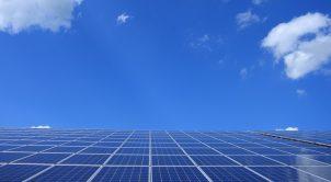 Energia słoneczna w skali przemysłowej